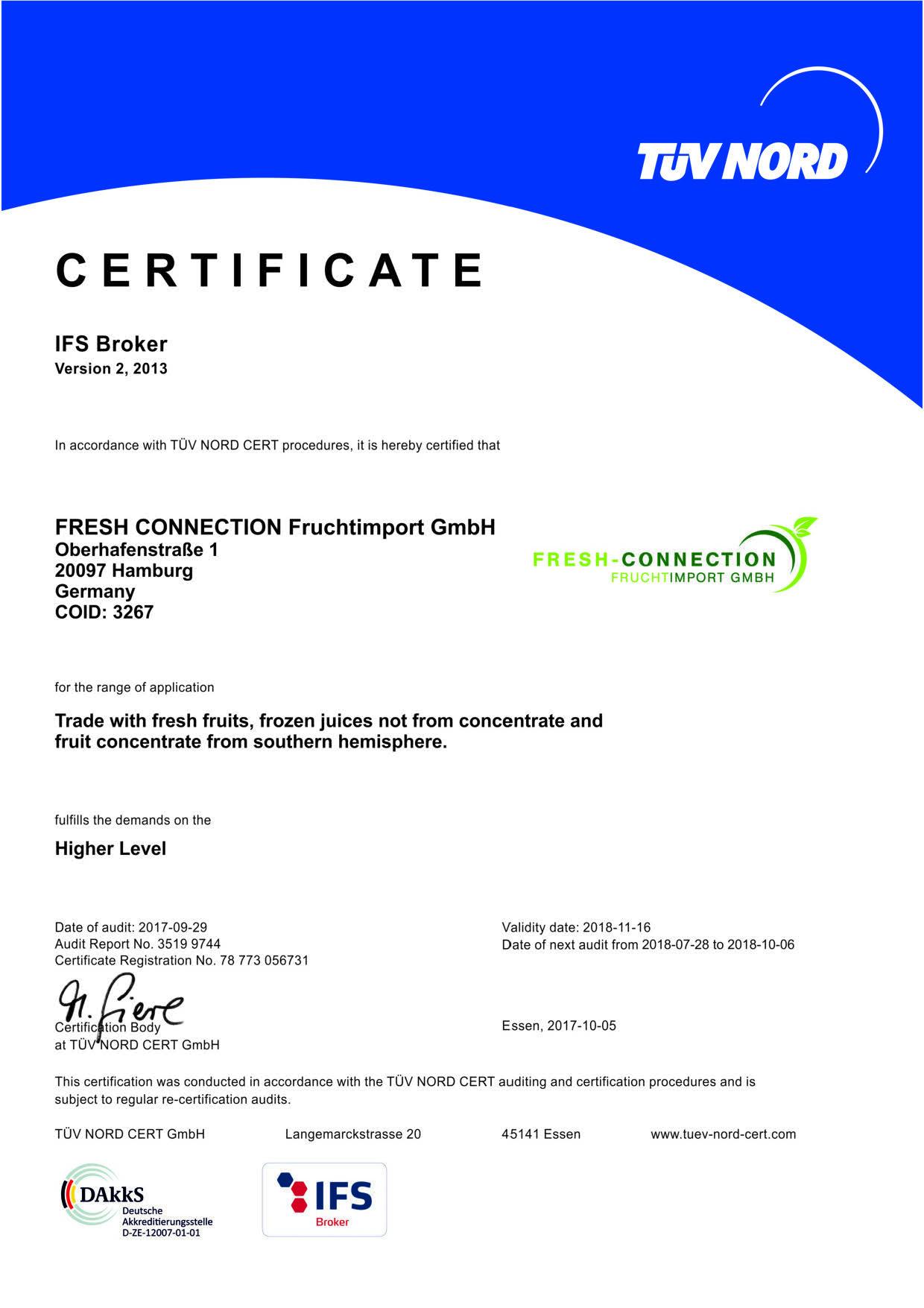 056731 Fresh Connection IFS Broker WA 17 kud en